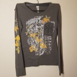 For Love and Liberty long sleeve by Johnny Was